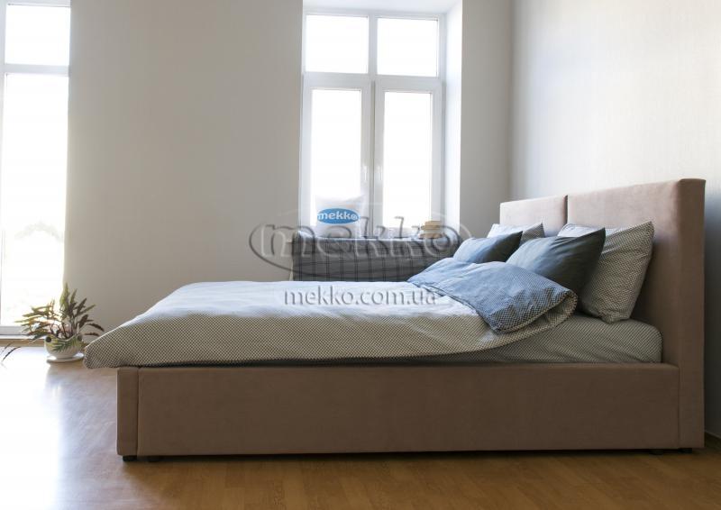 М'яке ліжко Enzo (Ензо) фабрика Мекко  Дніпро-2