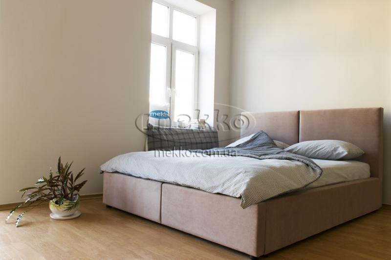 М'яке ліжко Enzo (Ензо) фабрика Мекко  Дніпро-3