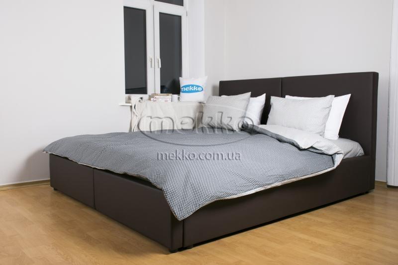 М'яке ліжко Enzo (Ензо) фабрика Мекко  Дніпро-7